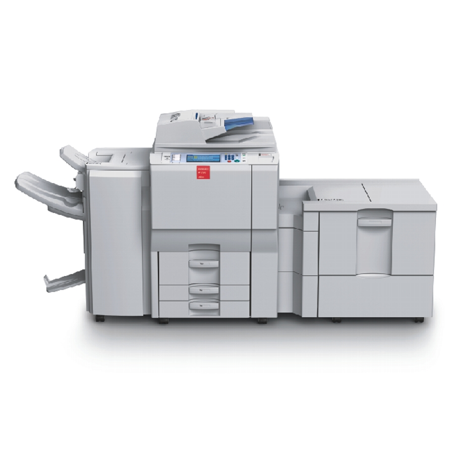 Ricoh Aficio MP C6501 - Photocopieurs Couleur de Production A4-A3