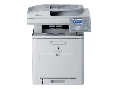 Canon IRC 1028 if - A4 Couleur -  28 Pages Minute - Imprimante/Scanner Réseau - Carte Fax