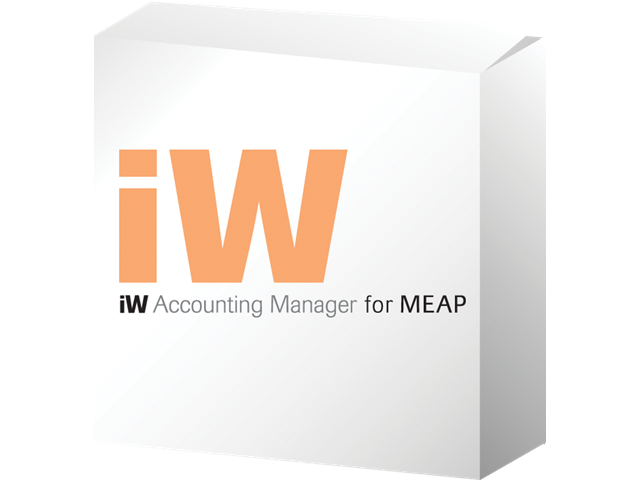 iW ACCOUNT MANAGER MEAP